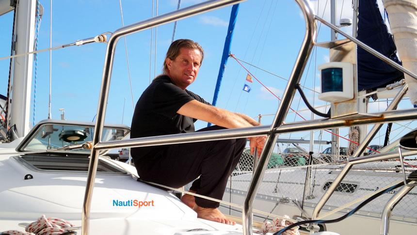 Miguel Beneyto Gerente de NautiSport
