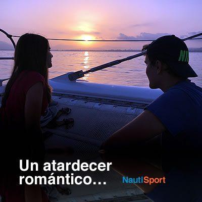 Ruta romantica maritima en velero NAUTISPORT