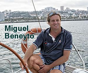 Gerente de NautiSport Miguel Beneyto Naranjo
