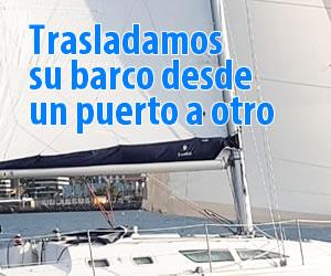 Trasladamos su barco y velero desde un puerto a otro